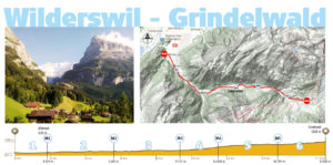 routeinfo Wilderswil Grindelwald