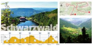 routeinfo Schwarzwald